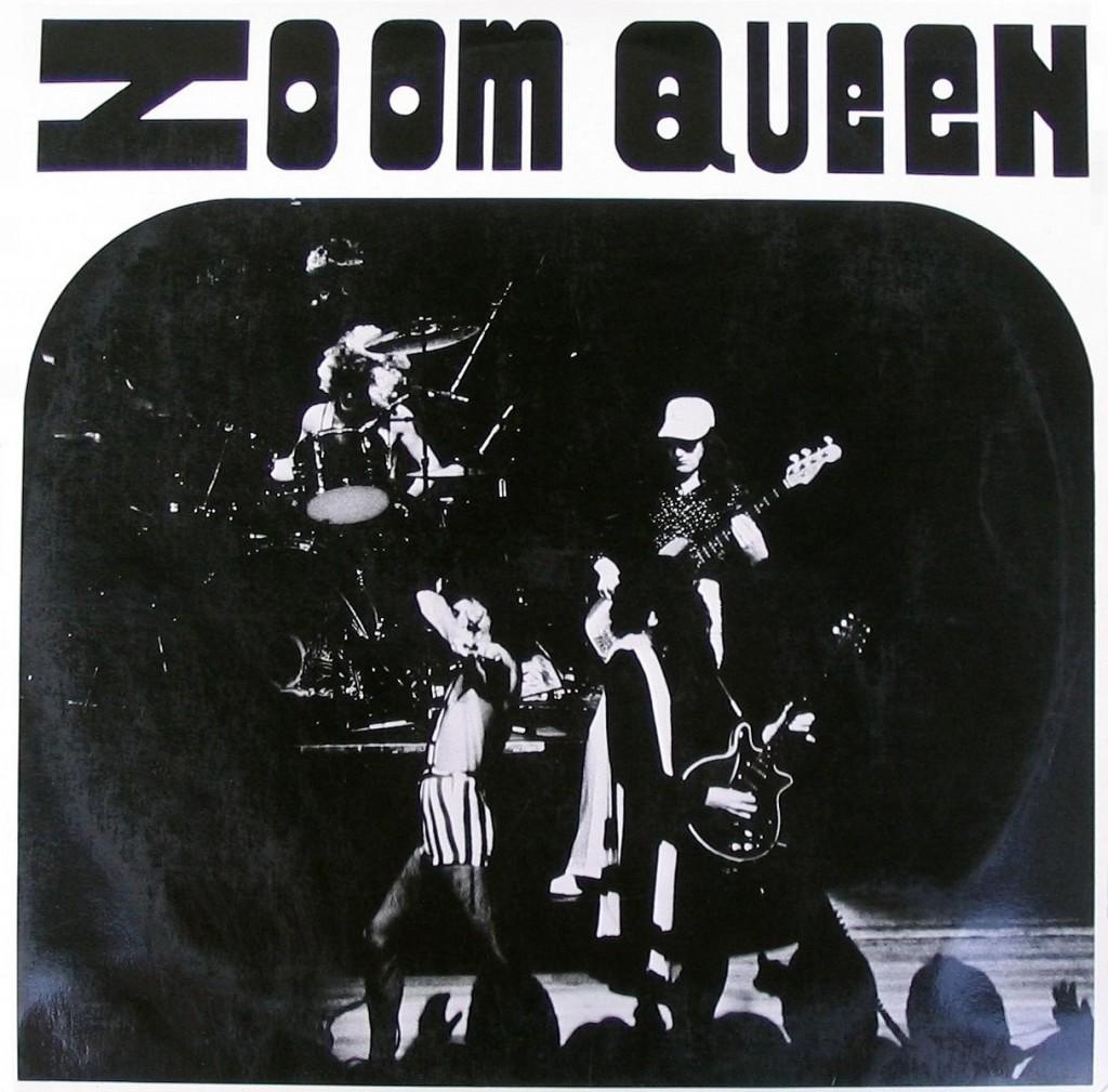 Queen Zoom Front