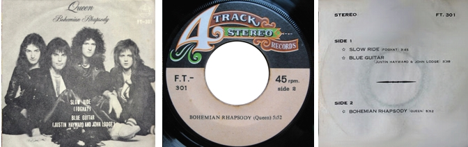 Bohemian Rhapsody Thai EP