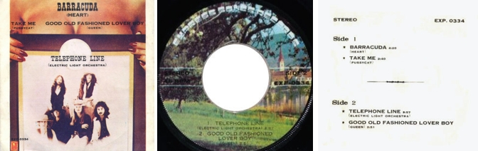 Good Old Fashioned Lover Boy Thai EP