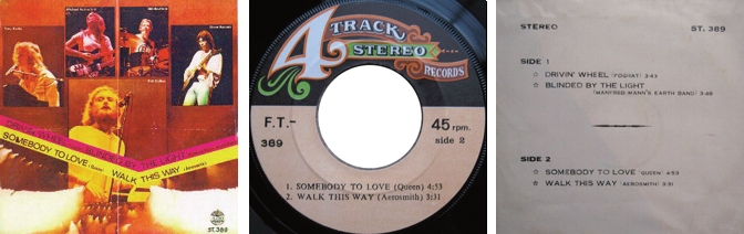 Somebody To Love Thai EP