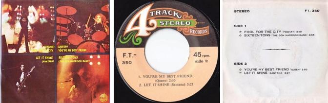 You're My Best Friend Thai EP