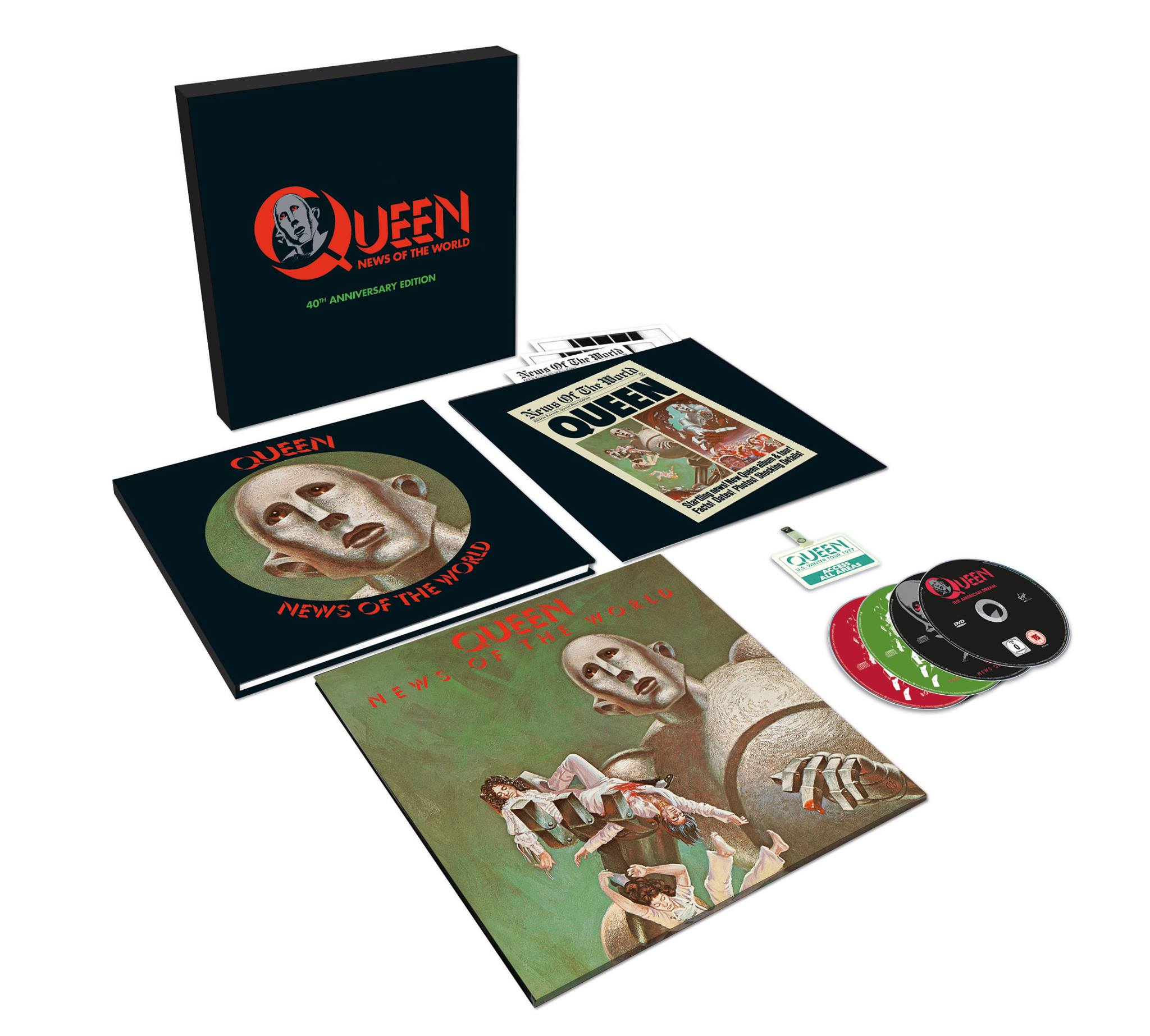 40th Anniversary Edition Box Set