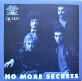 No More Secrets LP