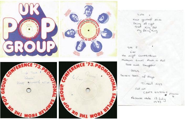 EMI Pop Conference LP