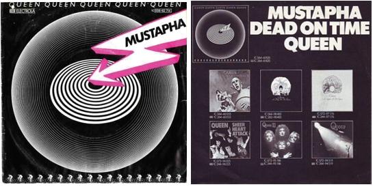 Mustapha GERMANY: standard release