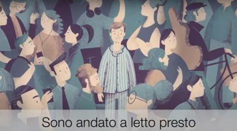 Matteo Rinaldi - Sono Andato A Letto Presto